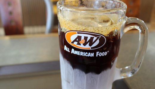 沖縄生まれのファストフード店!A&Wのルートビアが人気の理由