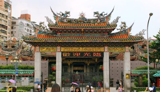 24歳彼氏なし女が台湾の龍山寺で本気の縁結び祈願してきた